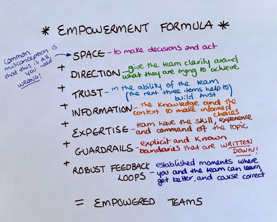 empowerment-formula